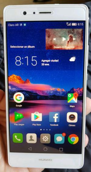 Huawei p9 lite libre de fabrica impecable 4g lte.