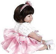 Muñeca realista adora dolls sweet sundae bebé