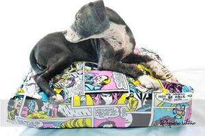 Puff, colchon, cucha para mascotas!rectangular 60*50