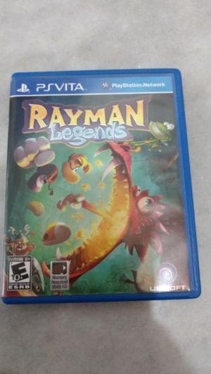 Rayman legends ps vita fisico permuto x juegos de ps4