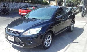 Ford focus ii ghia 2.0n at 4 pts 65000km permuto financio