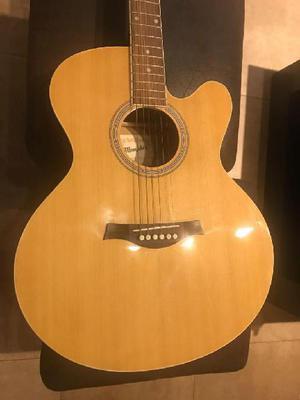 Guitarra electroacústica memphis adka1812cetn
