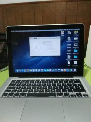 Mac book pro 13 2.5 ghz intel core 15 4 gb 500 gb.