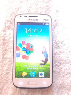 Samsung galaxy core para claro buena estetica.