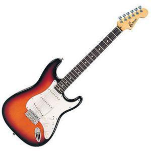 Vendo guitarra eléctrica accord stratocaster con funda y