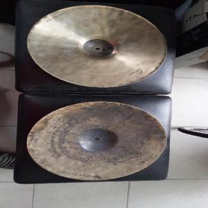 Hi hat dream cymbals linea energy igual a nuevo!!!
