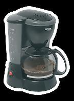 Cafetera eléctrica atma ca-8141. 900w de potencia