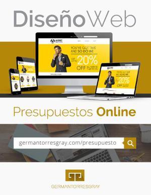 Diseño web - diseño gráfico