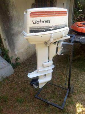 Motor fuera de borda johnson 35 hp líquido!