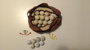 Pelotas de golf usadas lote de 50