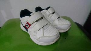 Zapatillas fila infantil n*23