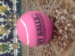 Hermosa pelota afelpada