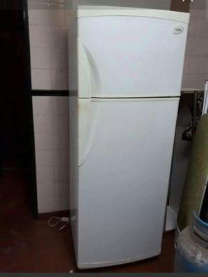 Heladera con freezer gafa vendo o permuto y c/garantia
