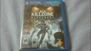 Juego ps vita kill zone mercenary vendo o permuto