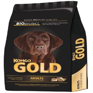 Kongo gold 20 kg adulto