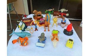 Mc donalds - juguetes varios - usados - colección