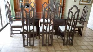 Mesa comedor vidrio sillas 【 ANUNCIOS diciembre 】   Clasf