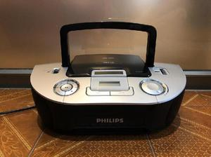 Reproductor de cd y mp3 philips