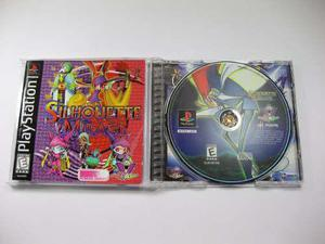 Vgl - silhouette mirage - playstation 1