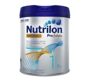 3 latas de leche nutrilon 1 pro futura x 800g