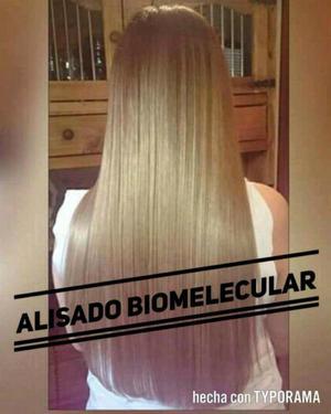 Alisado biomolecular 2.3