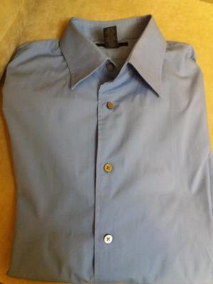 Camisa Vestir Color Rebajas Octubre Clasf