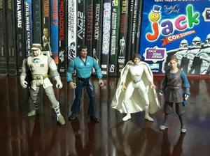 Figuras star wars kenner power of the force