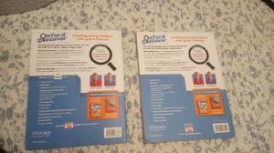 Libro de texto oxford discover