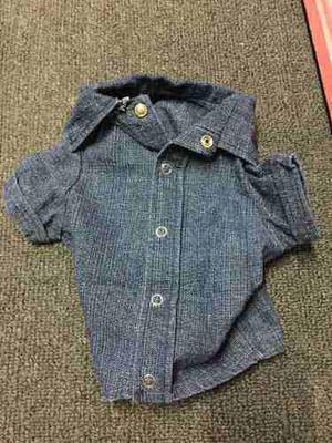 Mascotas,camisa jean para perros pequeños,tipo chihuahua