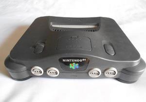 Nintendo 64 solo consola ntsc u