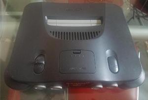 Nintendo 64 3 juegos