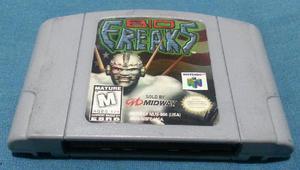 Nintendo 64 bio freaks