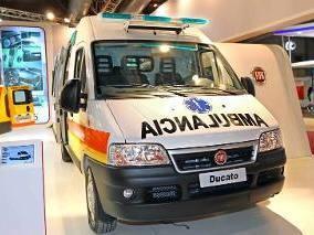 Nueva camioneta fiat ducato ! tambien para ambulancias