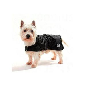 Perros impermeable piloto lluvia capa abrigo reflectante xs