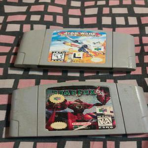 Vendo juegos n64