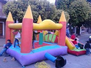 Vendo castillo inflable