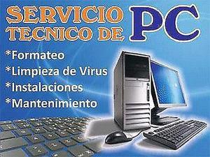 Service de pc leer servicio a realizar