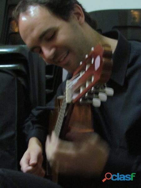 Clases de Guitarra La Lucila