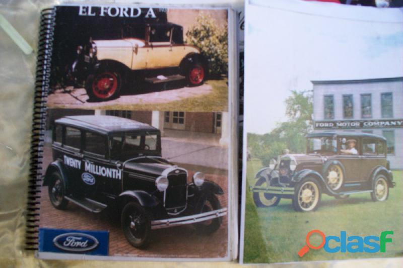 * venta de manuales tecnicos de autos * AUTOMOBILIA C.A.A. 6
