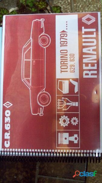 * venta de manuales tecnicos de autos * AUTOMOBILIA C.A.A. 3