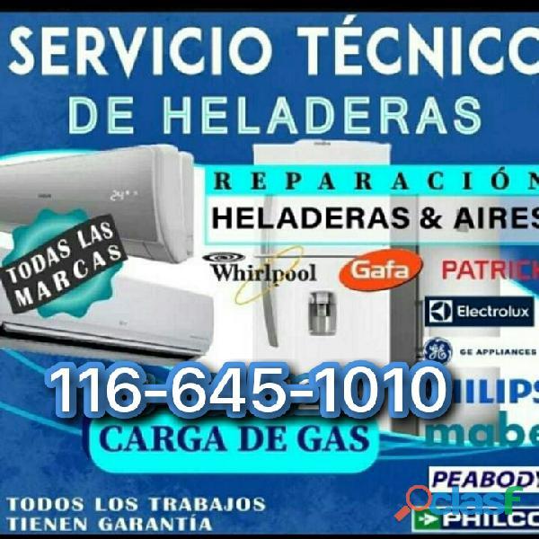 Service heladeras reparacion plaquetas whirlpool a domicilio 1566451010 caballito flores belgrano