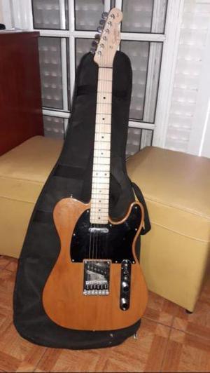 Guitarra squier telecaster affinity usada en perfecto estado