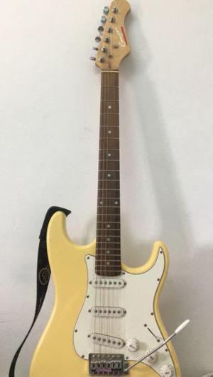 Guitarra eléctrica ranger y amplificador