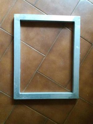 Marco de aluminio para tablón 30x40