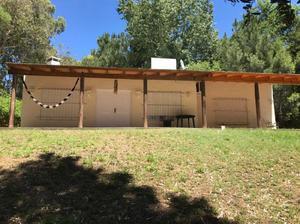 Casa p/9 personas 2d 2b patio garage quincho. b.las dunas