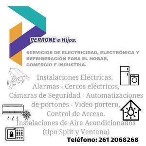 Servicio integral de electricidad, electrónica y