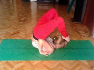 Clases particulares y semi particulares de yoga en palermo