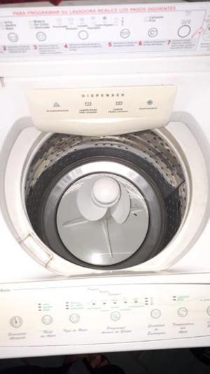 Vendo lavarropas automático eslabón de lujo