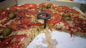 Fondo de comercio de pizzeria en palermo. trabaja delivery y