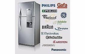 Servicio tecnico de lavarropas y aires acondicionados